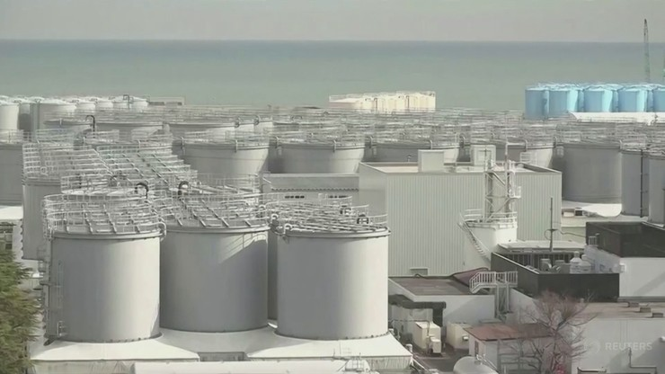Woda z elektrowni Fukushima trafi do morza? Plany japońskiego rządu
