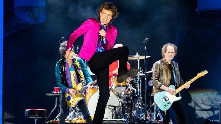 The Rolling Stones i Ed Sheeran proszą o pomoc