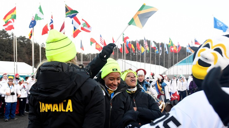 Pjongczang 2018: Grecja, Ghana i Nigeria jako pierwsze w defiladzie sportowców