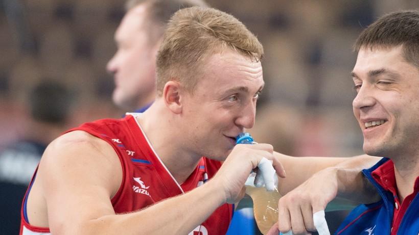Polska - Słowenia. Aleksiej Spiridonow świętuje porażkę Biało-Czerwonych w półfinale ME siatkarzy