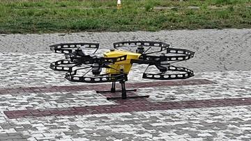 Pierwszy taki lot. Drony zaangażowane w walkę z koronawirusem