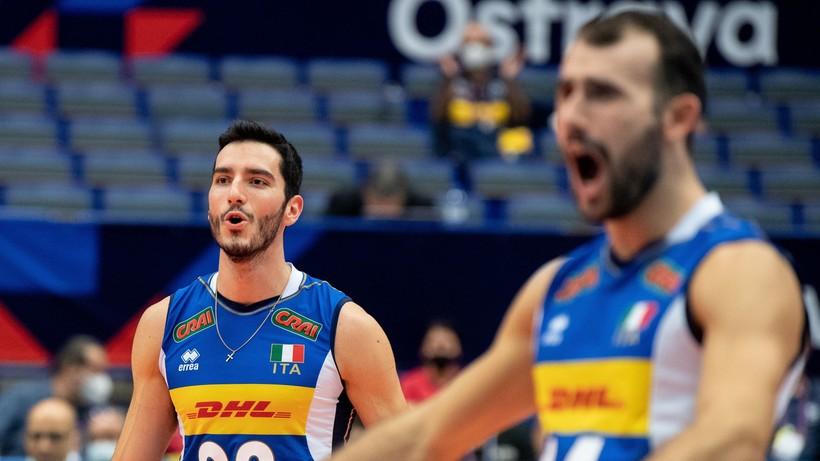 ME siatkarzy 2021: Włochy - Niemcy. Relacja i wynik na żywo - Polsat Sport