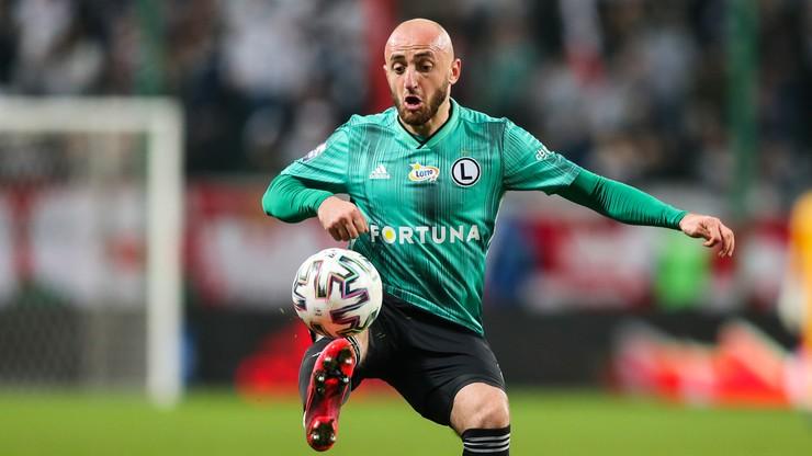 Piłkarz Legii: Zawsze chciałem zagrać w Juventusie