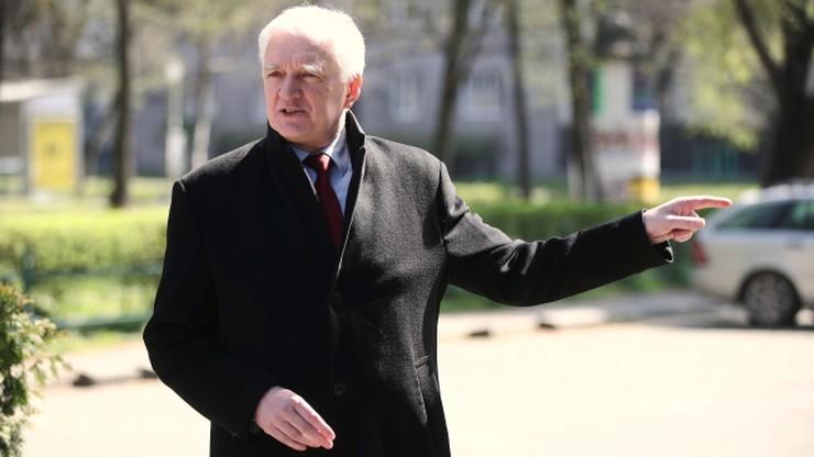 Gowin: czeka nas z Kaczyńskim poważna rozmowa