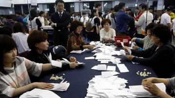 Exit poll: Mun Dze In zwycięzcą wyborów prezydenckich w Korei Płd.