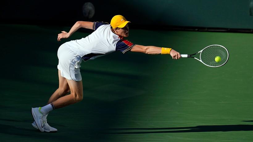 ATP w Antwerpii: Poznaliśmy półfinalistów turnieju