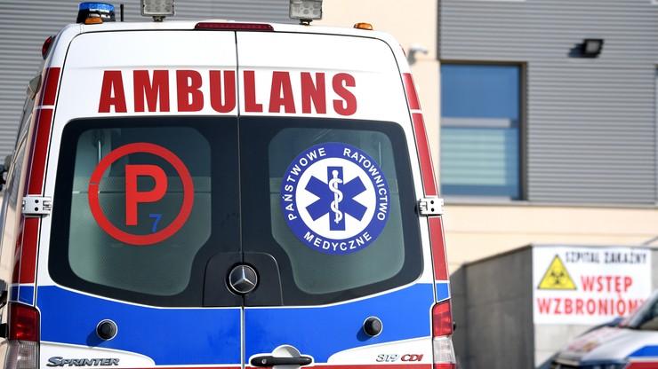 50 osób zakażonych koronawirusem w toruńskim szpitalu. Większość to personel