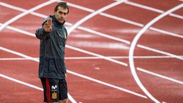 Hiszpanie zwolnili trenera dzień przed mundialem. Jego następcą została legenda Realu Madryt