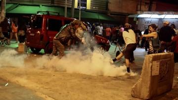 Brazylia: doszło do starć policji z przeciwnikami nowego prezydenta