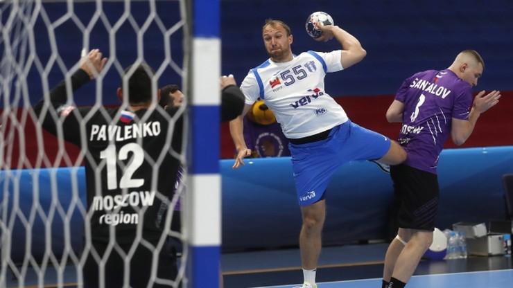 Liga Mistrzów: Czechowskie Niedźwiedzie lepsze od Orlen Wisły Płock