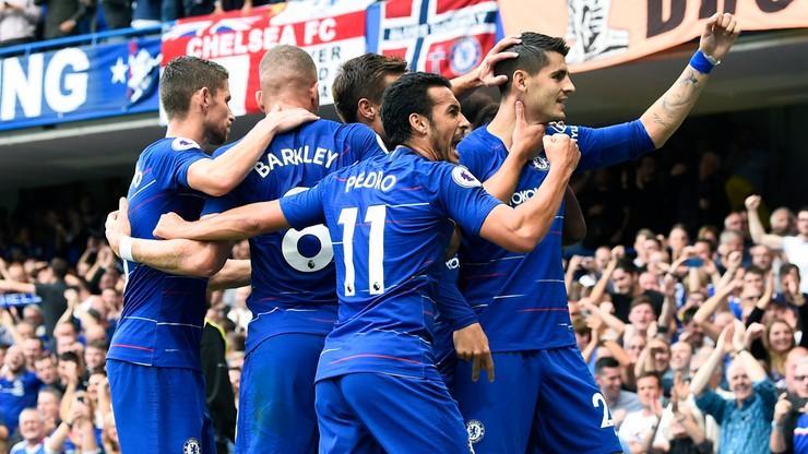 """""""Sarri-ball"""" czyli odmieniony styl Chelsea. """"The Blues"""" pobili klubowy rekord"""