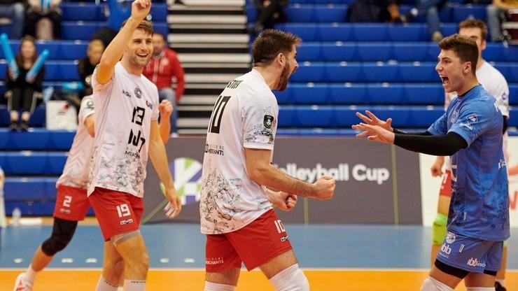Listopadowe mecze IBB Polonii Londyn w Pucharze CEV odwołane