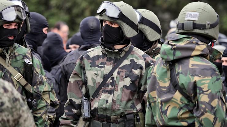 KE: ponad 100 tys. rosyjskich żołnierzy przy ukraińskiej granicy