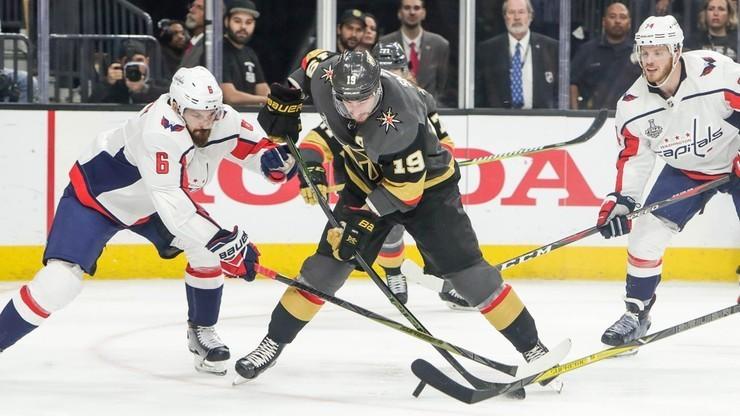 NHL: Mistrzowie z drugim zwycięstwem w play off