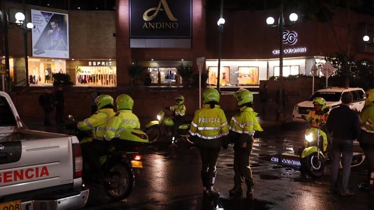 Eksplozja w centrum handlowym w Kolumbii. Są ofiary