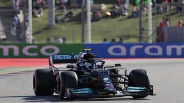 Bottas najszybszy na obu treningach przed GP Rosji