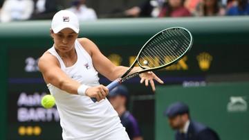 WTA w Indian Wells: Barty wycofała się z turnieju