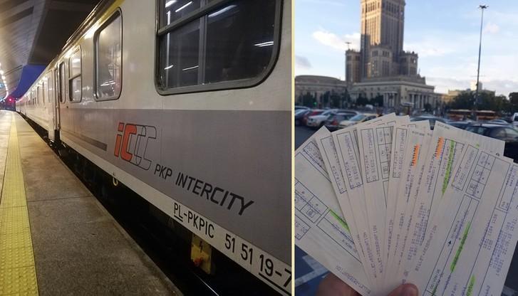 Specjalne bilety w ofercie PKP Intercity. Mają ułatwić podróżowanie