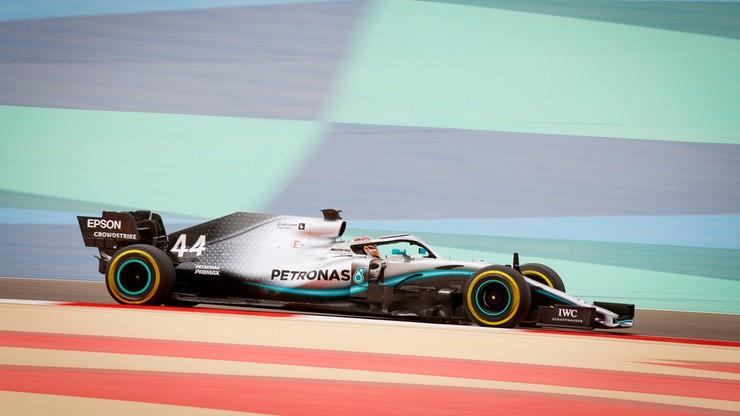 Formuła 1: Russell najszybszy, ale w Mercedesie. Williams znów w tyle
