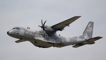 Samoloty CASA wykorzystywane do transportu VIP-ów. PO pyta o liczbę i łączne koszty lotów