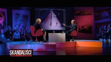"""Janusz Szostak w """"Skandalistach"""": Iwona Wieczorek nie żyje. Trzeba ją znaleźć, zasługuje na pogrzeb"""