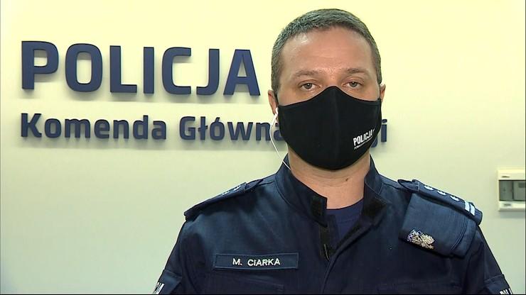 Rzecznik policji o interwencji w Głogowie: nikomu nie pękły nerwy