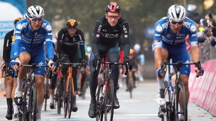 Giro d'Italia: Hart wygrał etap, Hindley objął prowadzenie