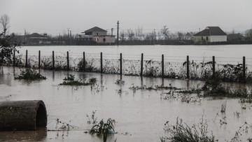 Potężna powódź w Albanii. Nie żyje jedna osoba