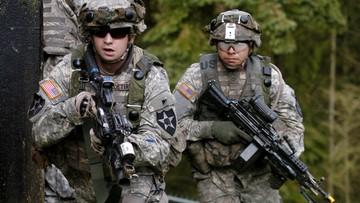 Niemal 12 tys. żołnierzy USA opuści Niemcy. Mniej niż połowa trafi do innych krajów