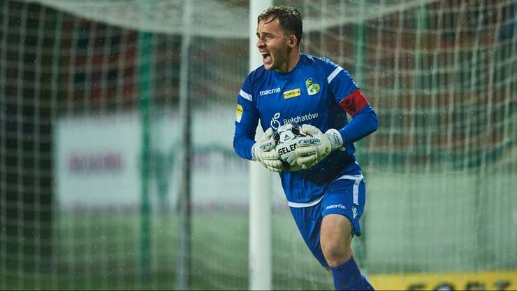 Fortuna 1 Liga: Miedź Legnica wzmacnia bramkę. Paweł Lenarcik podpisał kontrakt