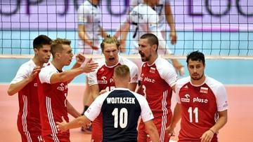 Polscy siatkarze pokonali Holendrów 3:0. To ich drugi mecz mistrzostw Europy