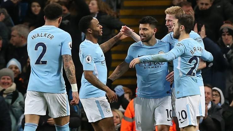 Liga Mistrzów: Manchester City - Lyon. Transmisja w Polsacie Sport Premium 4