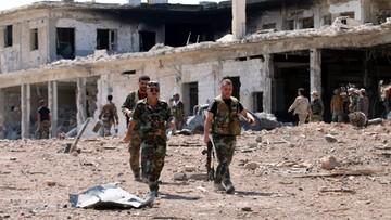 Władze Syrii zatwierdziły rosyjsko-amerykańskie porozumienie ws. rozejmu