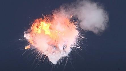 Zobacz najnowszy film w jakości 4K z eksplozji rakiety Alpha od Firefly [WIDEO]