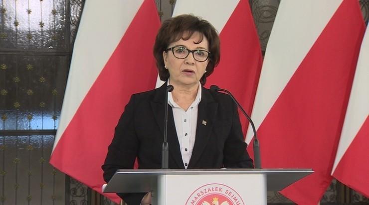 Zespół ds. pedofilii: marszałek Sejmu nie zgodziła się na posiedzenie