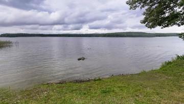 25-latek utonął w jeziorze Pile w Bornem Sulinowie