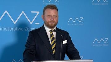 Łukasz Szumowski zakażony koronawirusem