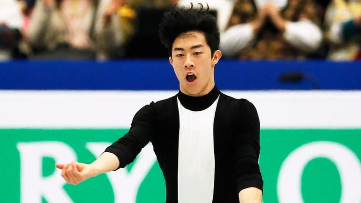 MŚ w łyżwiarstwie figurowym: Nathan Chen obronił tytuł