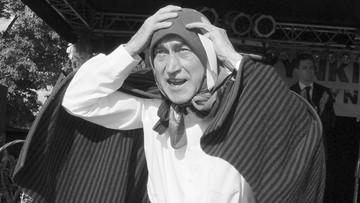 Zmarł artysta kabaretowy Bronisław Opałko. Wcielał się w Genowefę Pigwę