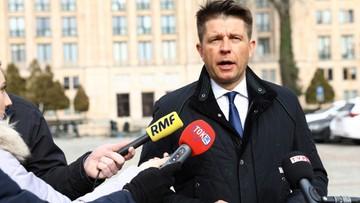 Petru: propozycje PiS to przejaw skrajnej nieodpowiedzialności