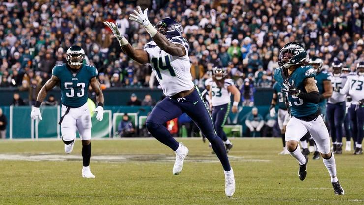 NFL: Metcalf spróbuje sił ze sprinterami w zawodach lekkoatletycznych
