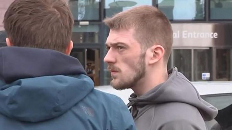 Rodzina Alfiego zaprzecza, że ojciec chłopca zabarykadował się w szpitalu