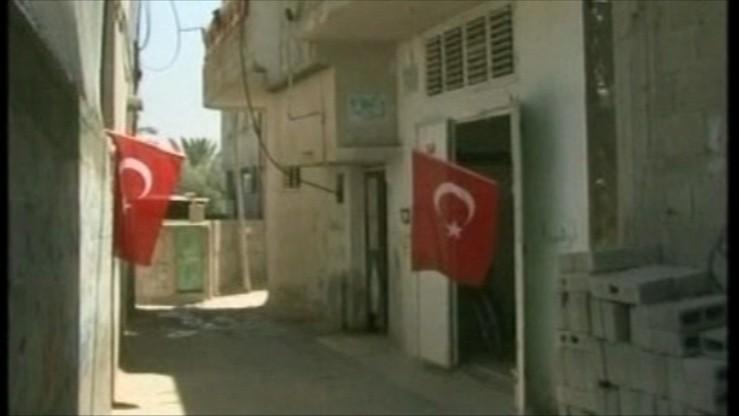 Turcja zaatakowała w Syrii milicje sprzymierzone z USA