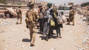 """Przerażona aktywistka z Kabulu. """"To jak apokalipsa zombie"""""""