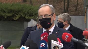 Minister zdrowia rekomenduje przedłużenie obostrzeń. Podał datę