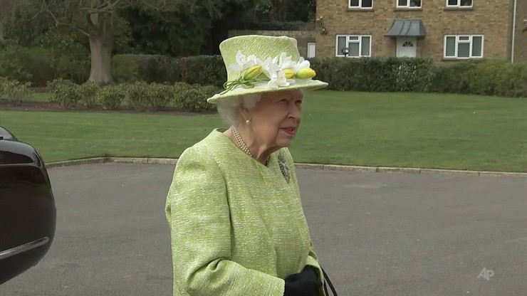 Elżbieta II kończy 95 lat. Urodziny w cieniu śmierci księcia Filipa
