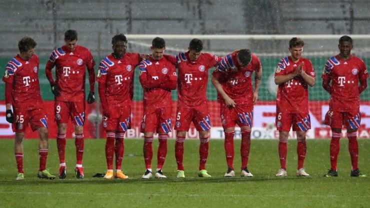 Puchar Niemiec: Bayern Monachium za burtą! Holstein Kiel sprawcą ogromnej sensacji!
