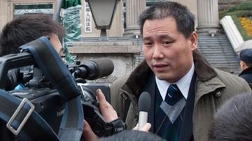 Obrońca praw człowieka w Chinach skazany na trzy lata więzienia w zawieszeniu