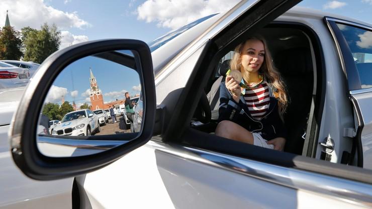 Samochody za medal w Rio - rosyjscy sportowcy otrzymali nagrody