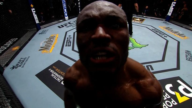 UFC: Kamaru Usman nowym liderem rankingu bez podziału na kategorie wagowe